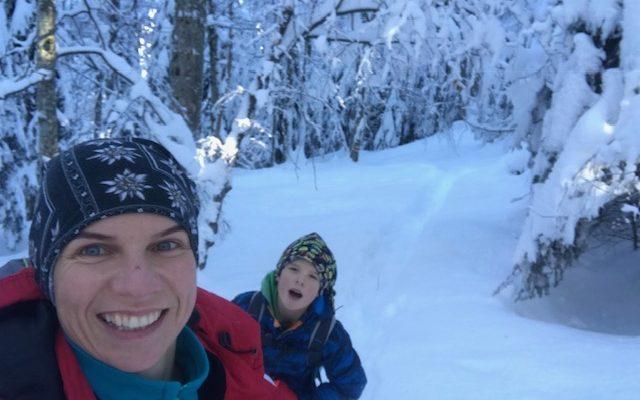 Mami, e ok să-ți fie frică – călătoria la munte cu Vlad, partea întâi