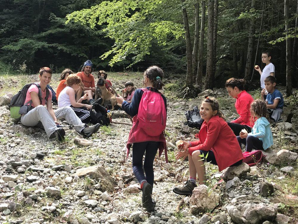 """Tabăra de vară la munte 2019 – """"Am încredere în mine"""""""