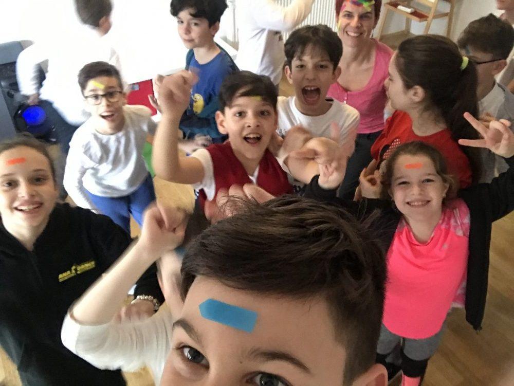 Ce le place copiilor la atelierele noastre?